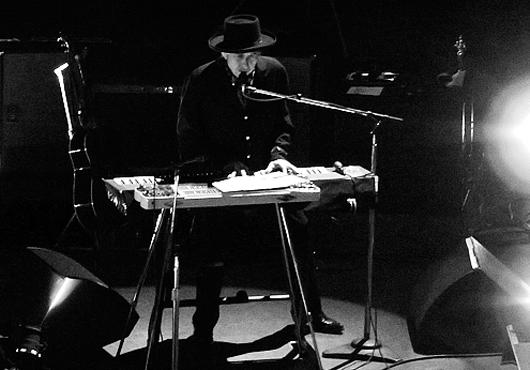 Bob Dylan Mailand